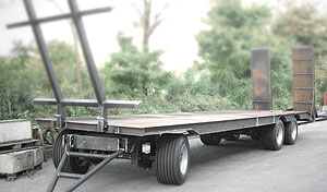 Allestimento veicoli agricoli